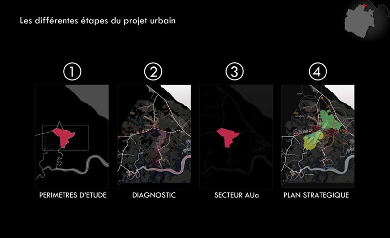 DU_Savane Marivat Champs Virgile La Carapa Etude urbaine a Montsinery en Guyance_méthode de travail