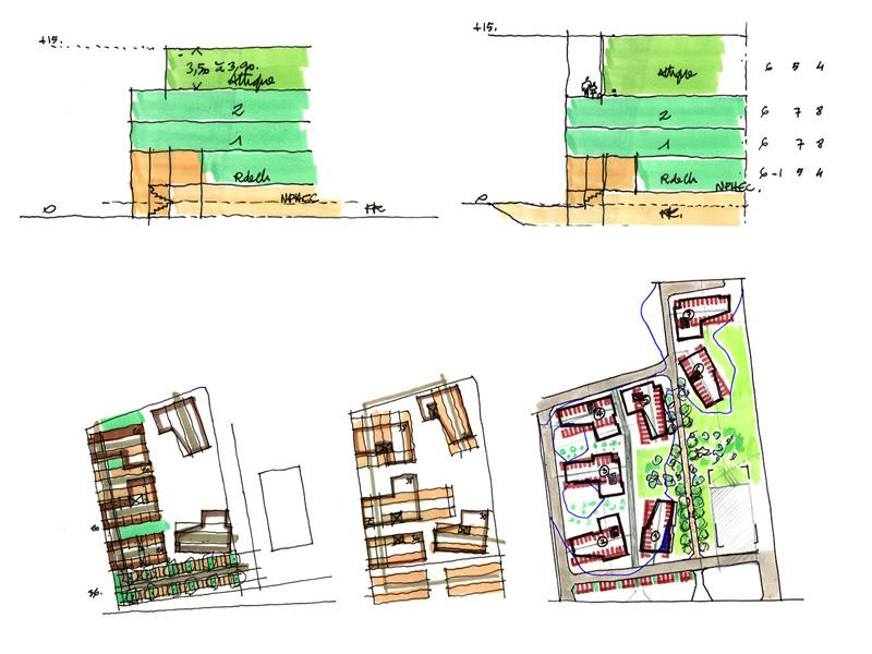 DU_Athis Mons ancien site LU_croquis stationnement et niveau du rdc