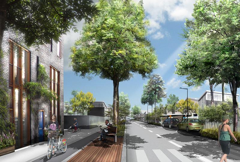 DU_Les Mureaux Etude urbaine_ambiance coulée verte2