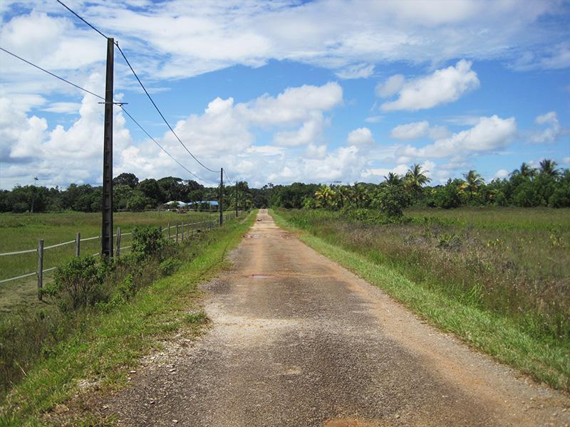 Montsinery Maitrise d'oeuvre urbaine en Guyance_un site en projet